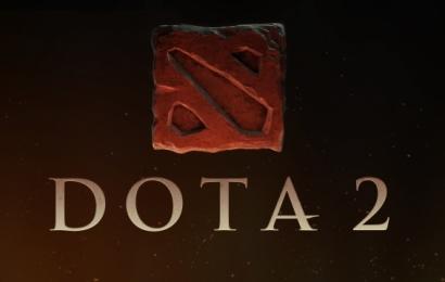 Новый ландшафт карты Dota 2