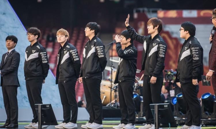 League of Legends, Samsung Galaxy, SK Telecom T1