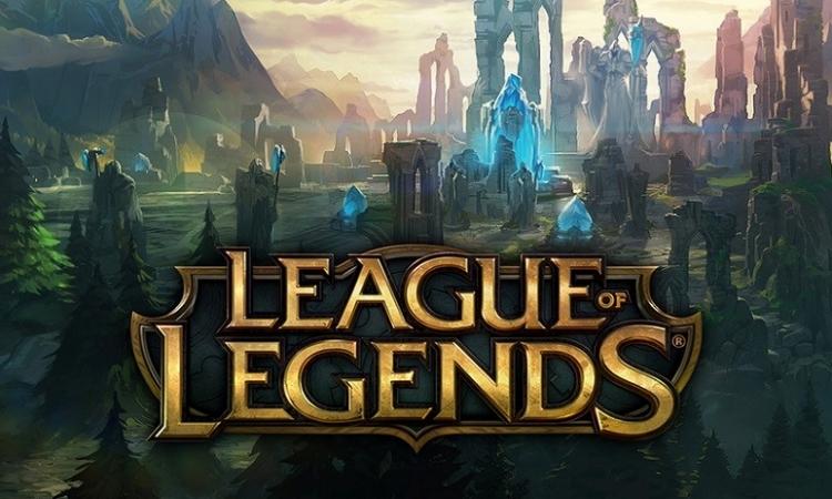 Оригинальная японская реклама League of Legends