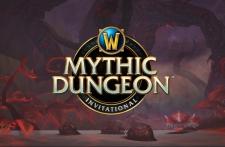 Mythic Dungeon Invitational испытание на время