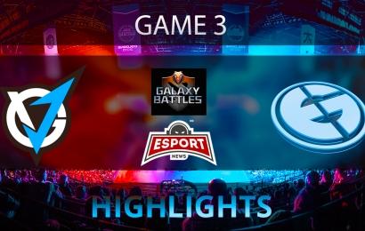 Dota 2: VGJ.Thunder vs Evil Geniuse   Galaxy Battles 2   Game 3   Highlights   21.01.2018