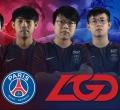 PSG eSports, лгд, PSG.LGD, ПСЖ дота 2