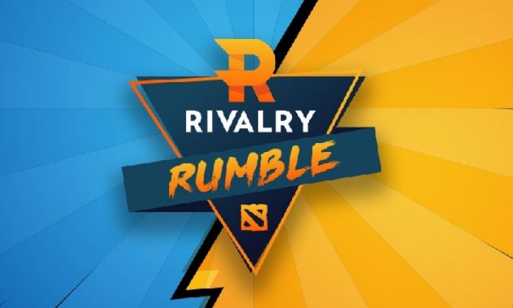 результаты rivalry.gg Rumble, dota 2