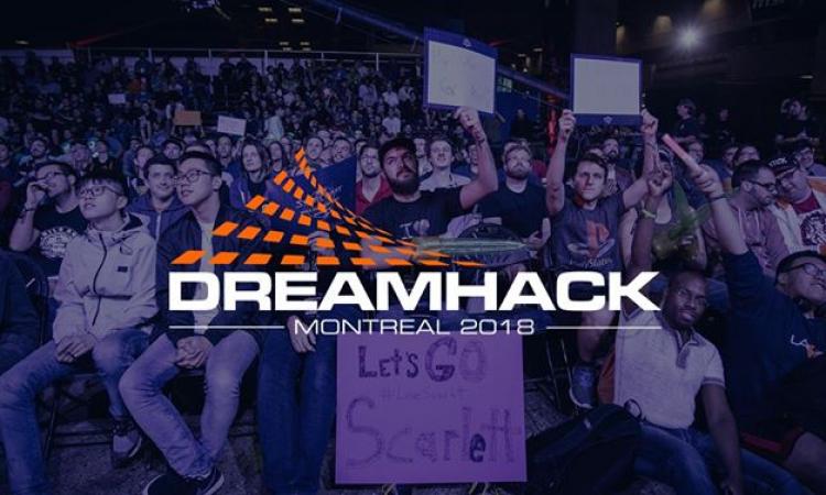 dreamhack montreal, турнир по csgo, команды на dreamhack montreal