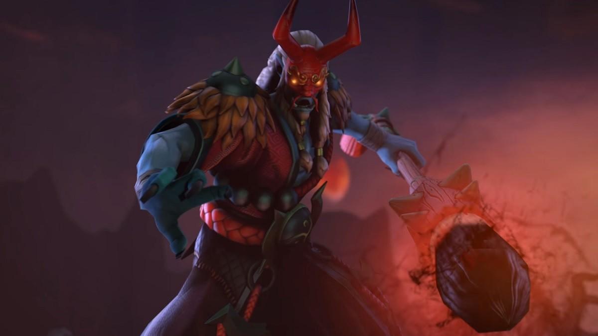 Grimstroke – обзор нового героя Dota2