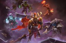 герои Artifact, герои артифакт, способности Artifact, предметы Artifact, масти героев Artifact