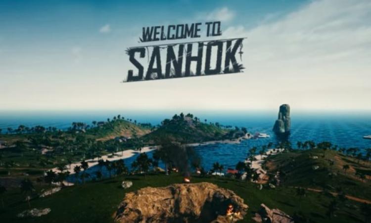 Обзор новой карты PUBG, Sanhok PUBg, как играть на Sanhok, лучшие места для высадки Sanhok