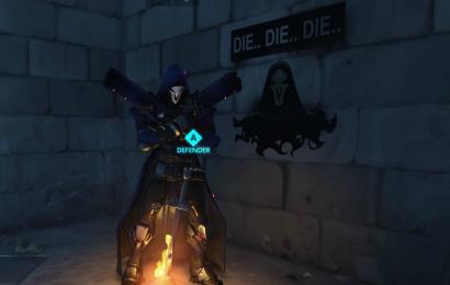 Что если бы Overwatch была в стиле Dark Souls?