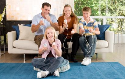 семейные геймеры, подписки на игры, игровая аудитория