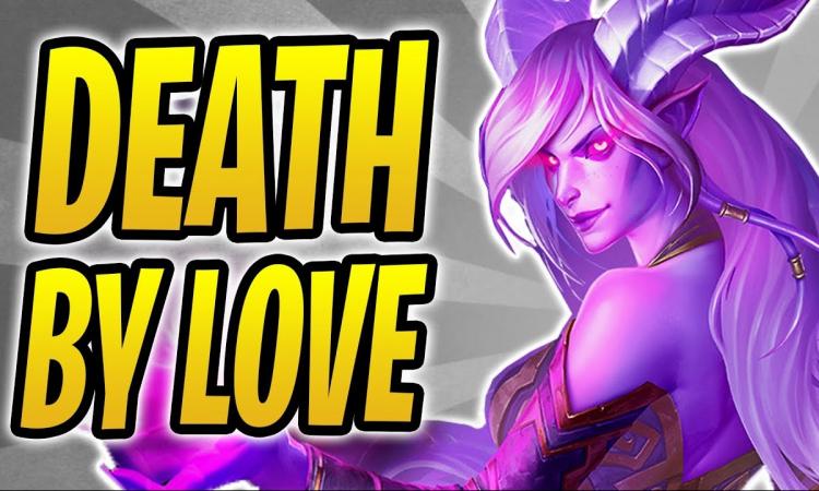 Смерть от любви в HearthStone от Disguised Toast