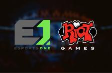 сотрудничество с киберспортом, riot games, league of legends, esports one