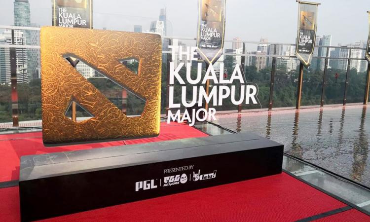 The Kuala Lumpur Major, VP dota 2 major, Team Aster