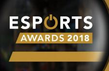 Esports Awards 2018, лучшая команда года, лучший игрок года, церемония награждений киберспорт