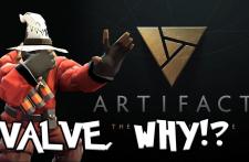 отзывы на Artifact, реакция на Artifact, мнение про Artifact, Artifact, оценка Artifact