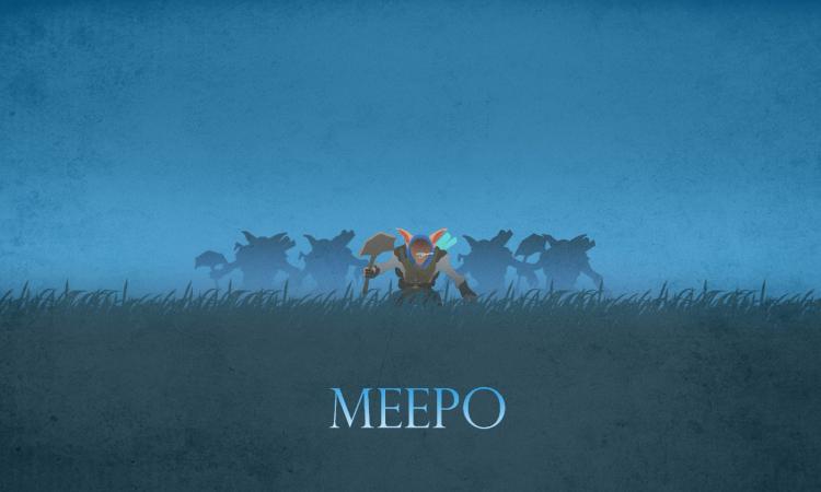 Meepo гайд, meepo гайд dota2, как играть на meepo