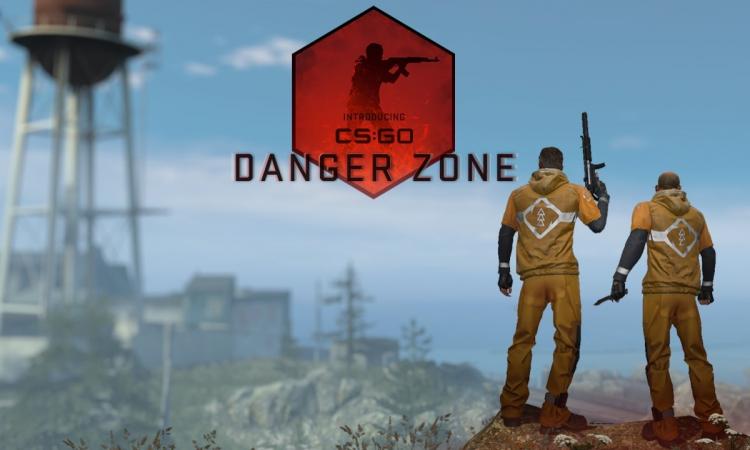 danger zone csgo, dange zone, battle royal csgo, как играть в Danger Zone