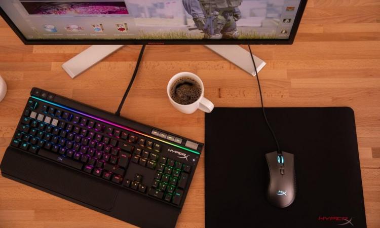 игровая клавиатура, клавиатура для геймеров, HyperX Alloy Elite RGB, обзор клавиатуры HyperX Alloy Elite RGB