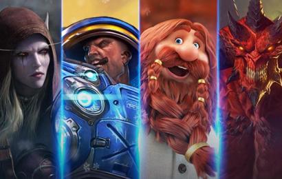 Blizzard Entertainment - Объединение миров