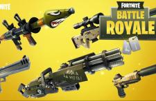 оружие в Fortnite, как занять первое место в fortnite, fortnite