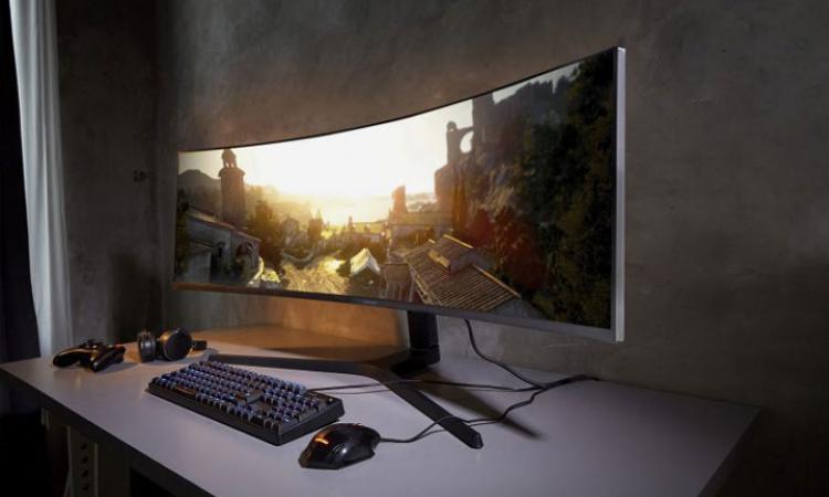 игровые мониторы, игровые дисплеи, AORUS AD27QD, LG UltraGear 27GL850G, Samsung CRG9, Razer Raptor