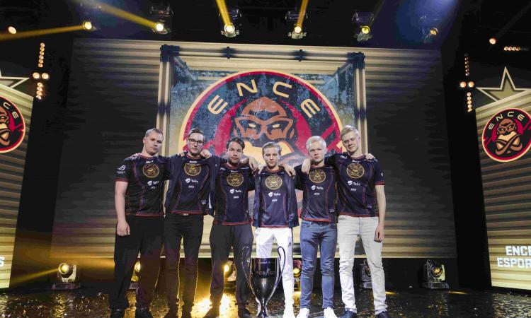 ENCE на Blast Pro Series, команда ENCE
