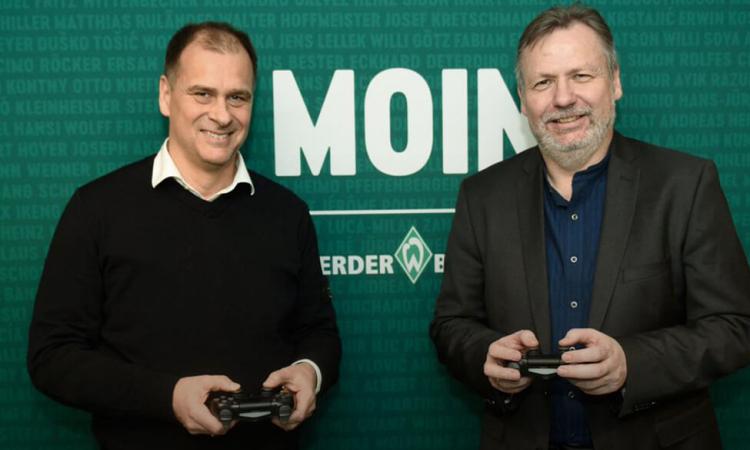 AOK Bremen партнёр Werder eSPORTS
