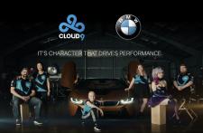 Cloud9 и BMW, Cloud9 партнер BMW