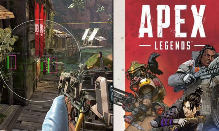читы Apex Legends, читеры в Apex Legends, спидхак Apex Legends