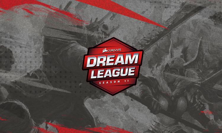 dream league s11 первый день, матчи dream league s11