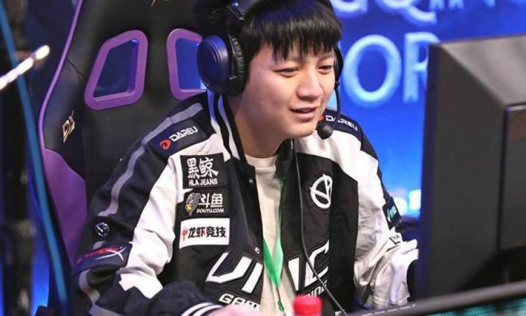 интервью Yang, Vici Gaming на dreamleague
