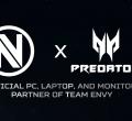 Team Envy и Predator, Predator партнёр Team Envy, партнры Team Envy