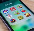 мобильный киберспорт, мобильные игры