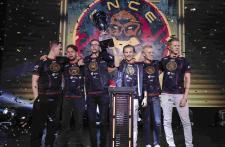 ENCE на BLAST Pro Series Madrid 2019