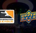 Лига Overwatch заключили партнерство с Upper Deck