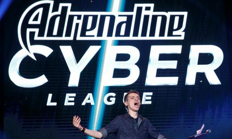участники Adrenaline Cyber League 2019
