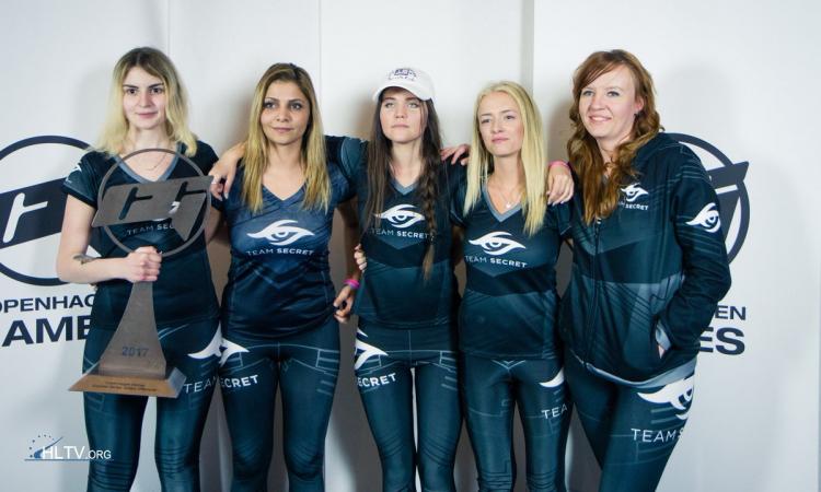 Women of Esports сотрудничает с Ateyo