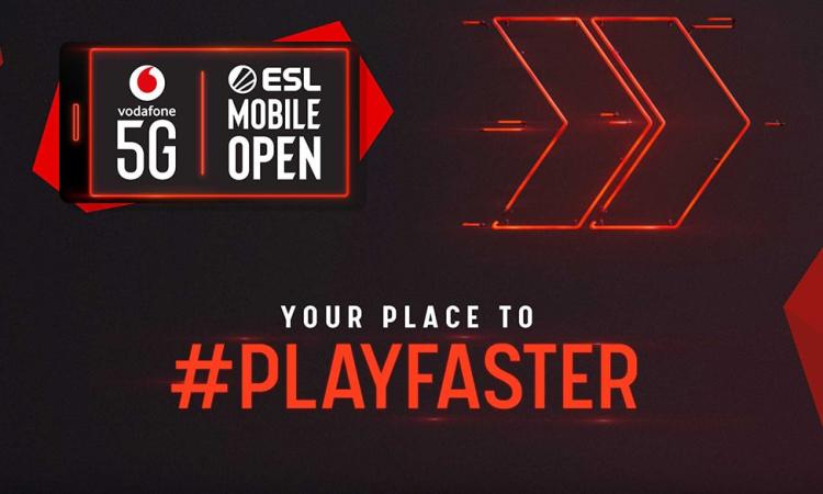 ESL запускают мобильный турнир с Vodafone