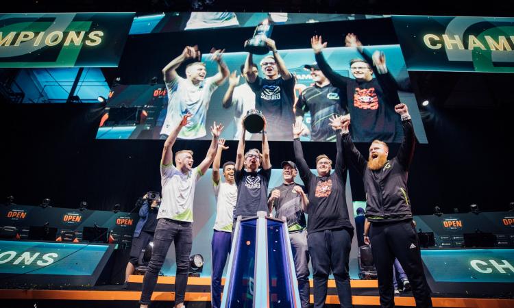 DreamHack Open Summer 2019, optic gaming cs go