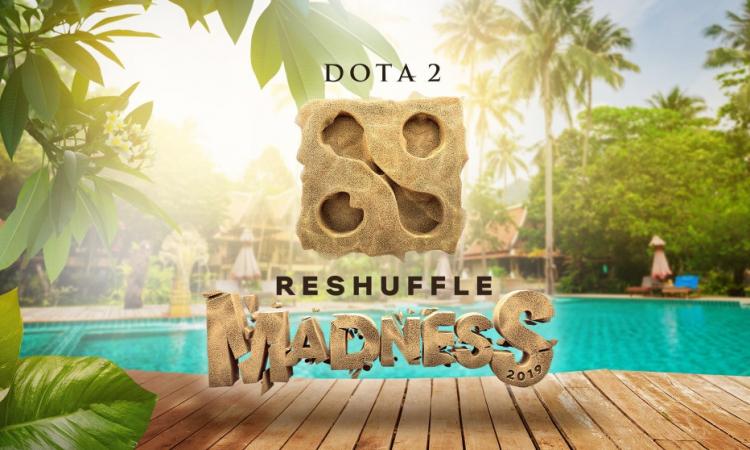 WePlay! Reshuffle Madness 2019, dota 2, турнир по dota 2