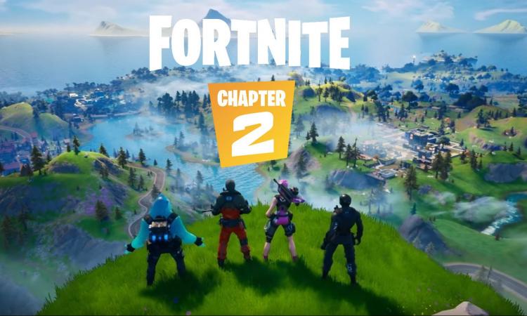 fortnite chapter 2, fortnite