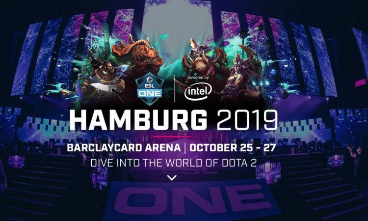 ESL ONE Hamburg 2019, dota 2, dota2 gambit, dota2 vp