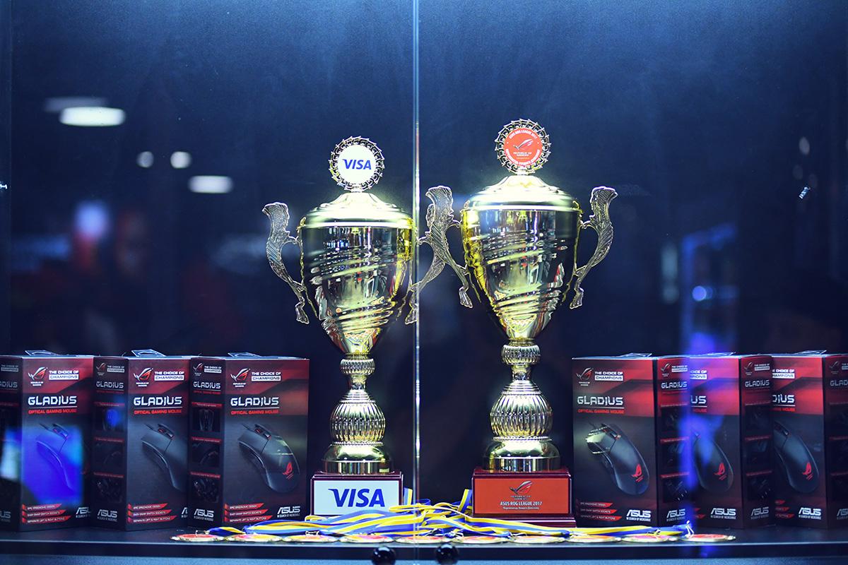 соревнования для аматоров, турнир в Asus Cyberzone, турнир по Dota 2 и CS:GO