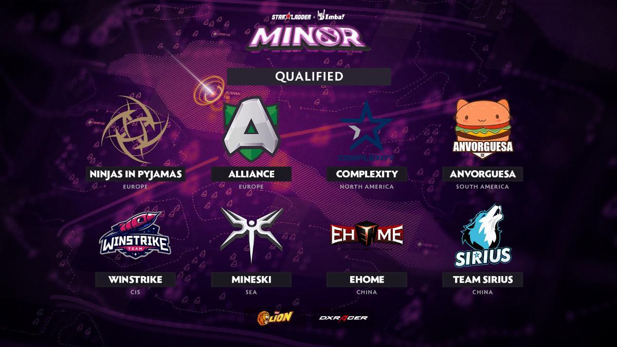 StarLadder Minor S2, дота 2 киев, турниры дота 2
