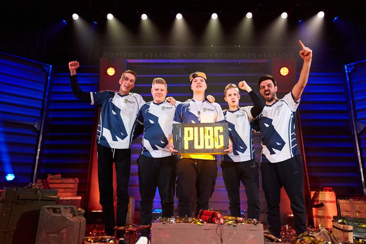 турниры по pubg, турнир StarSeries & i-League PUBG Season 2, победитель StarSeries & i-League PUBG Season 2