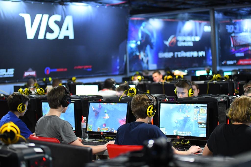 чемпионат Украины Quake Champions, visa киберспорт, quake champions турниры