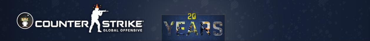 годовщина кс, когда создали кс, 20 год кс