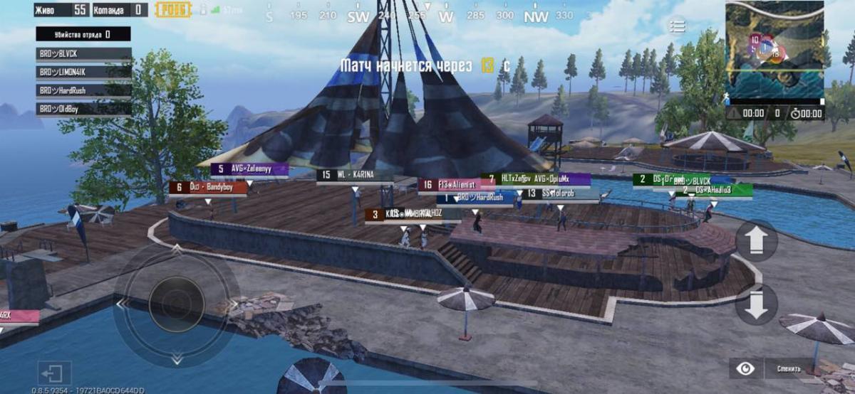 Endless Combat Tournament, турниры PUBG Mobile, турниры от Endless Combat Tournament