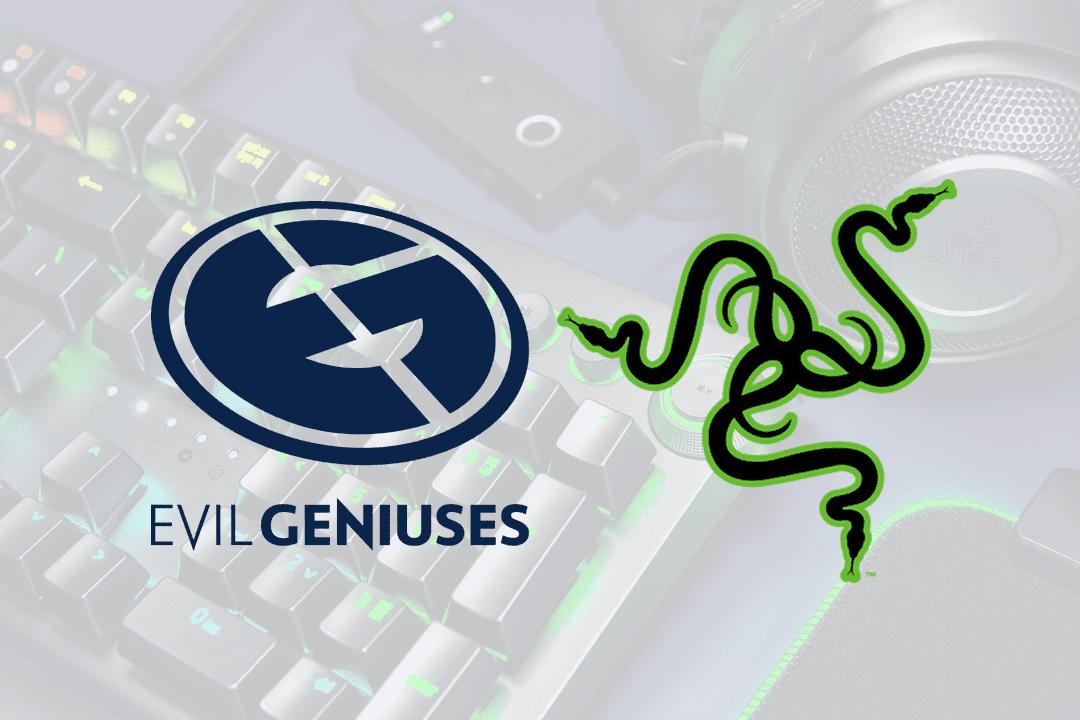 Razer и Evil Geniuses договорились о партнерстве