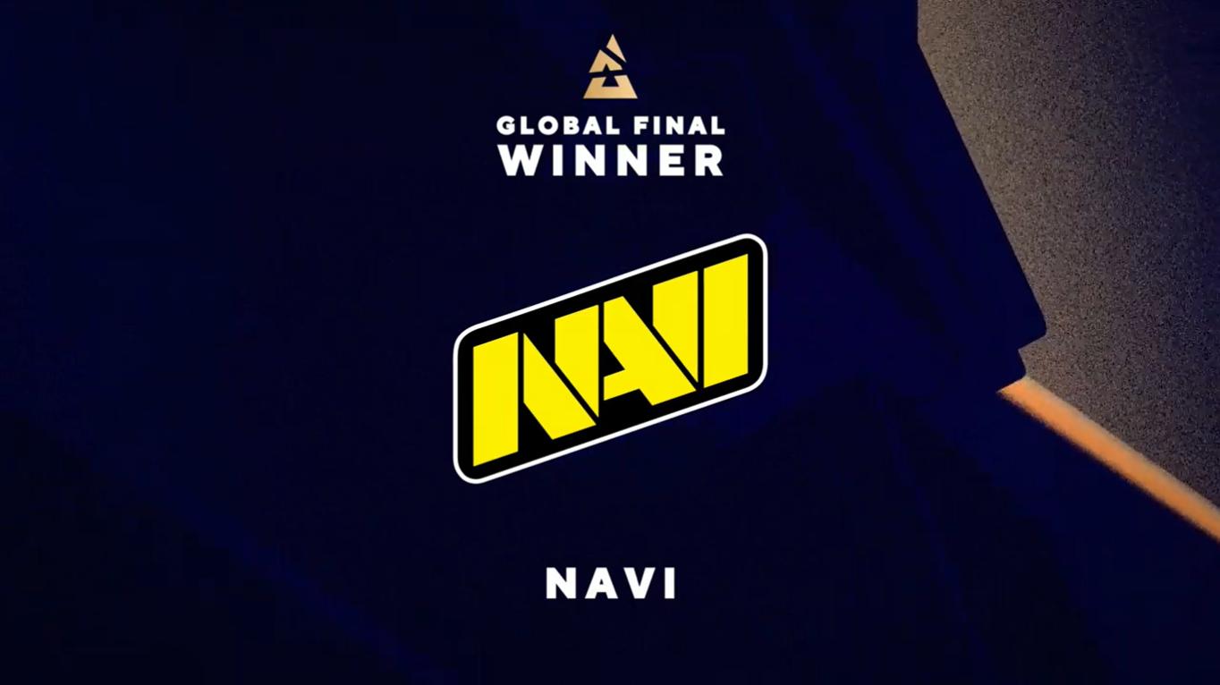 Navi,  Natus Vincere, BLAST Premier: Global Final 2020