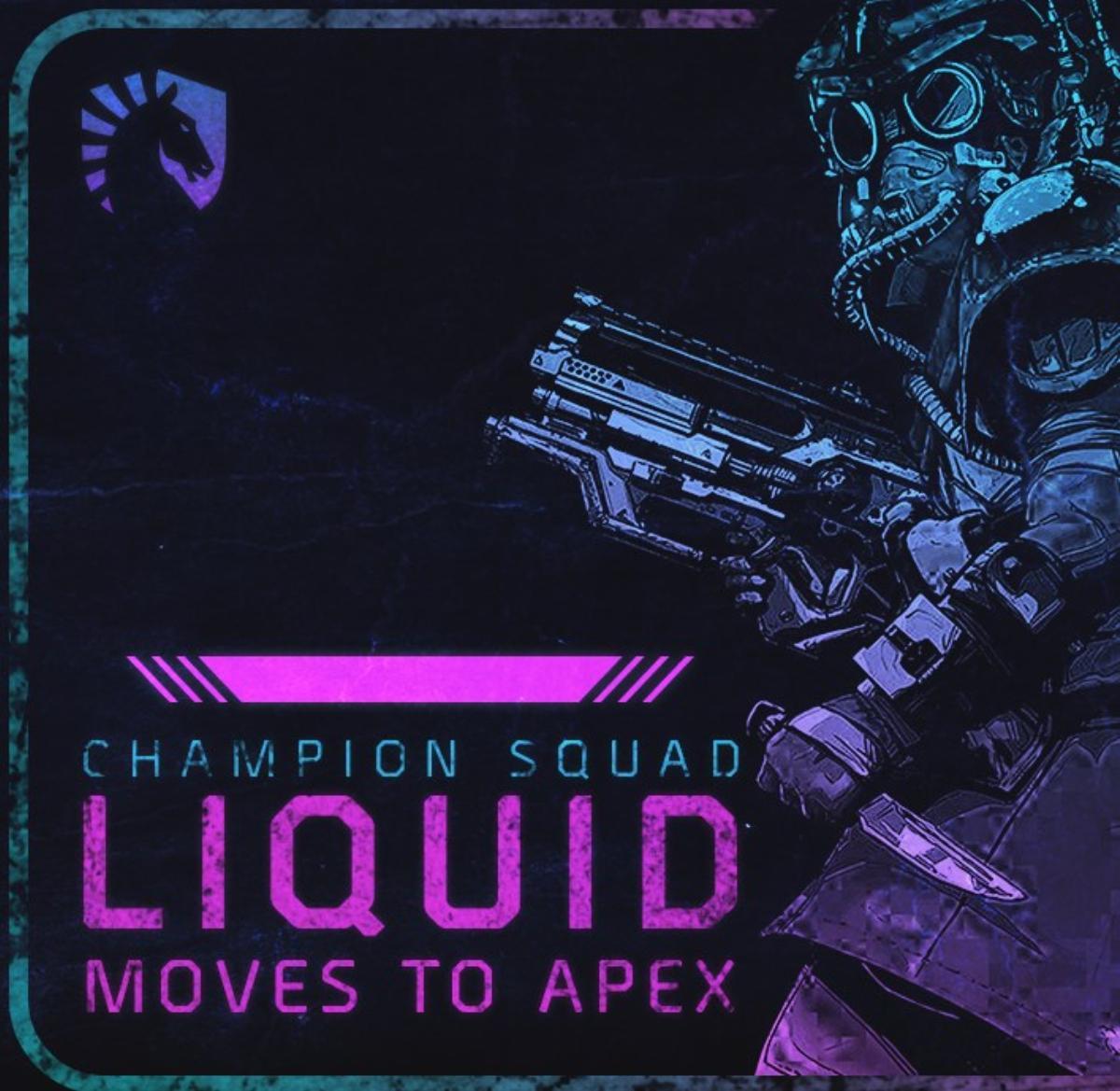 team liquid apex legends, состав liquid по apex legends